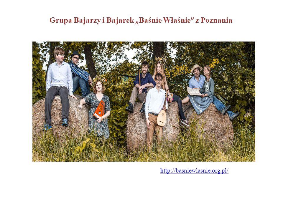 """Grupa Bajarzy i Bajarek """" Baśnie Właśnie z Poznania http://basniewlasnie.org.pl/"""