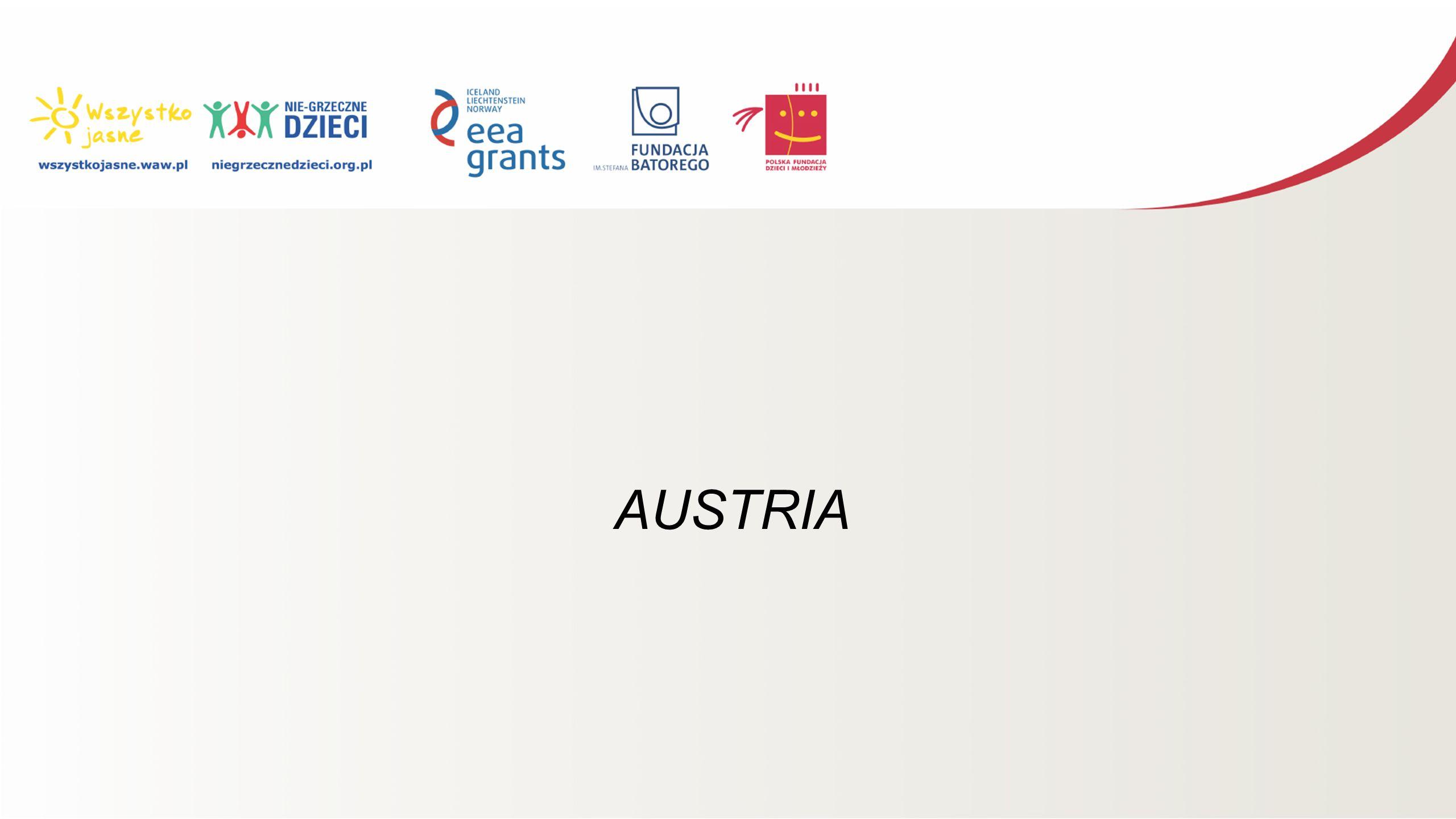 Diagnoza wykonywana jest w ścisłym kontakcie z rodzicami - szkoła lub przedszkole od razu informuje rodziców o podejrzeniu W Austrii są dwa nurty orzekania: socjalne (niepełnosprawności w %) i orzekanie dla oświaty przez Kuratoria Kuratorium zleca diagnozę do Centrum Pedagogiki Specjalnej (CSP) – Centra opisują potrzeby wspomagania ucznia przez różnych specjalistów pedagogiki specjalnej oraz metody i formy edukacji a decydujące jest wydanie decyzji przez pedagoga specjalnego.