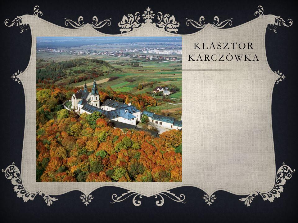 KLASZTOR KARCZÓWKA