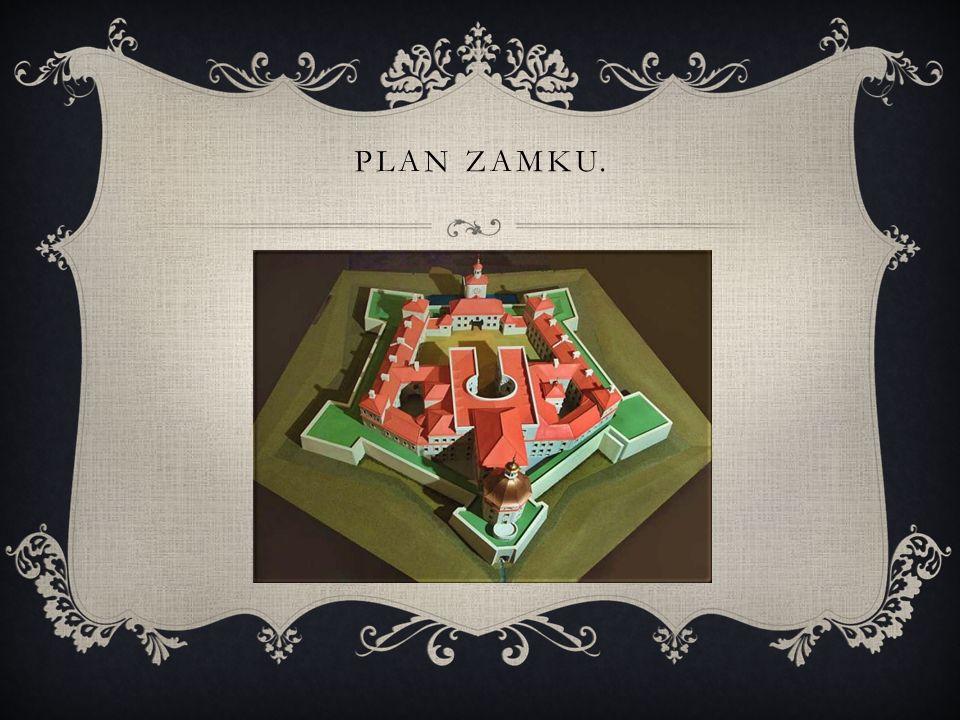 PLAN ZAMKU.
