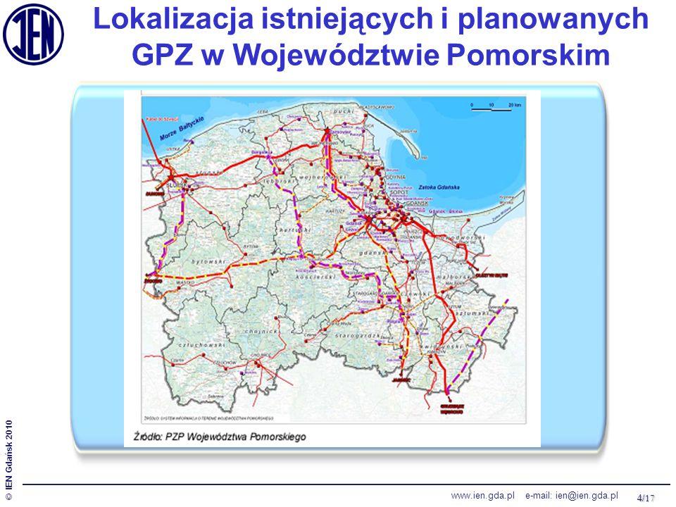 15/ 17 © IEN Gdańsk 2010 www.ien.gda.pl e-mail: ien@ien.gda.pl Mikrosieci – realizowane programy badawcze na świecie Aktualnie na świecie realizowanych jest wiele projektów badawczych w zakresie mikrosieci elektrycznych niskiego napięcia.