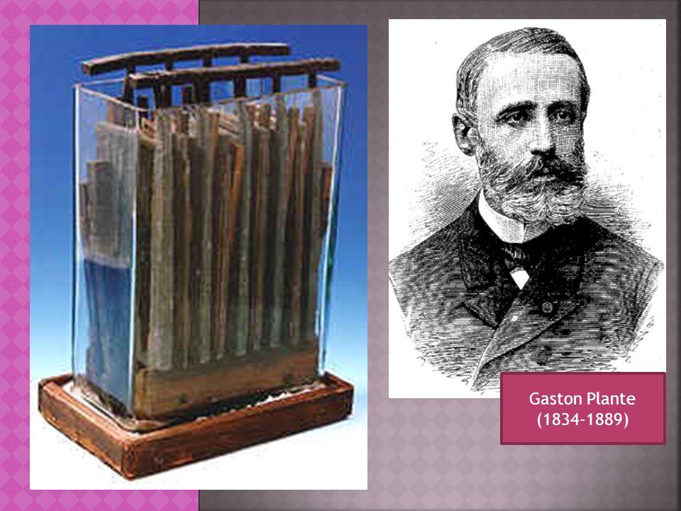 Gaston Plante (1834-1889)