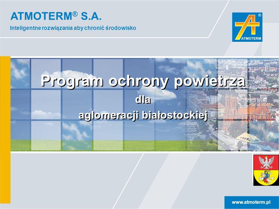 www.atmoterm.pl Inteligentne rozwiązania aby chronić środowisko Prawo ochrony środowiska (art.