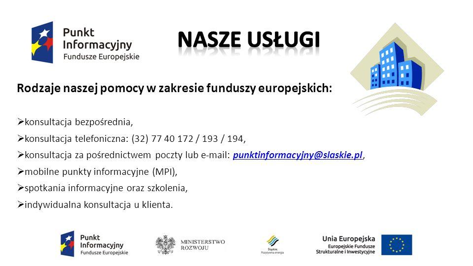 Regionalny Program Operacyjny Województwa Śląskiego na lata 2014 - 2020