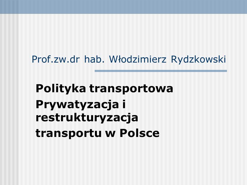 Prof.zw.dr hab.