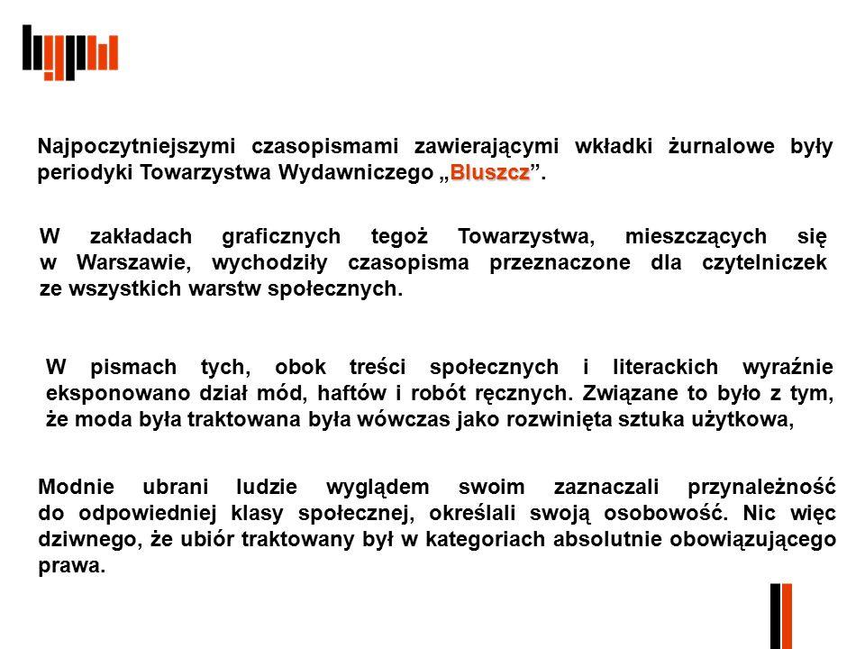 """Moja przyjaciółka Z pismami stołecznymi zaczęło konkurować pismo """"Moja przyjaciółka ukazujące się w Żninie w Wielkopolsce."""