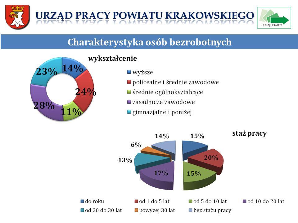 Profilowanie pomocy – 8 150 wywiadów, w tym: I profil – 329 II profil – 6 355 III profil – 1 466 Według stanu na koniec 2015 roku 6 256 osób posiadało ustalony profil pomocy