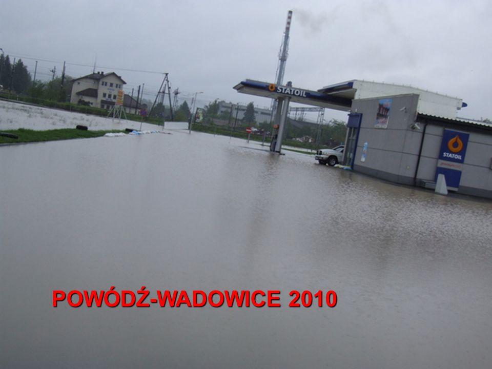 POWÓDŹ-WADOWICE 2010
