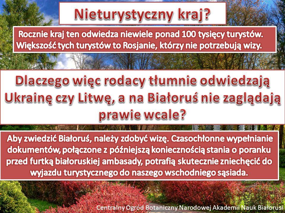 Centralny Ogród Botaniczny Narodowej Akademii Nauk Białorusi