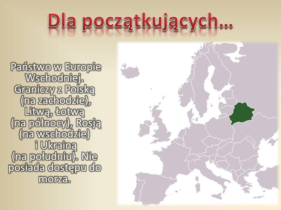 Położenie na mapie Białorusi