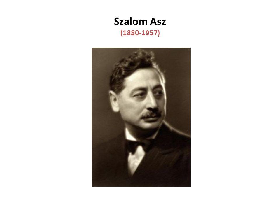 Szalom Asz (1880-1957)