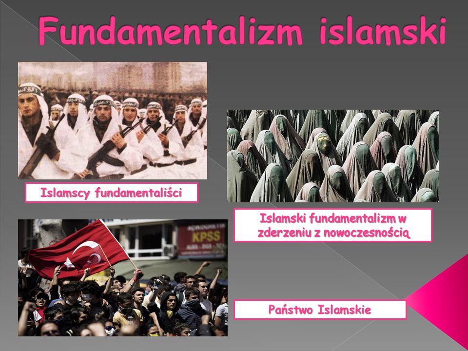 Islamscy fundamentaliści Państwo Islamskie