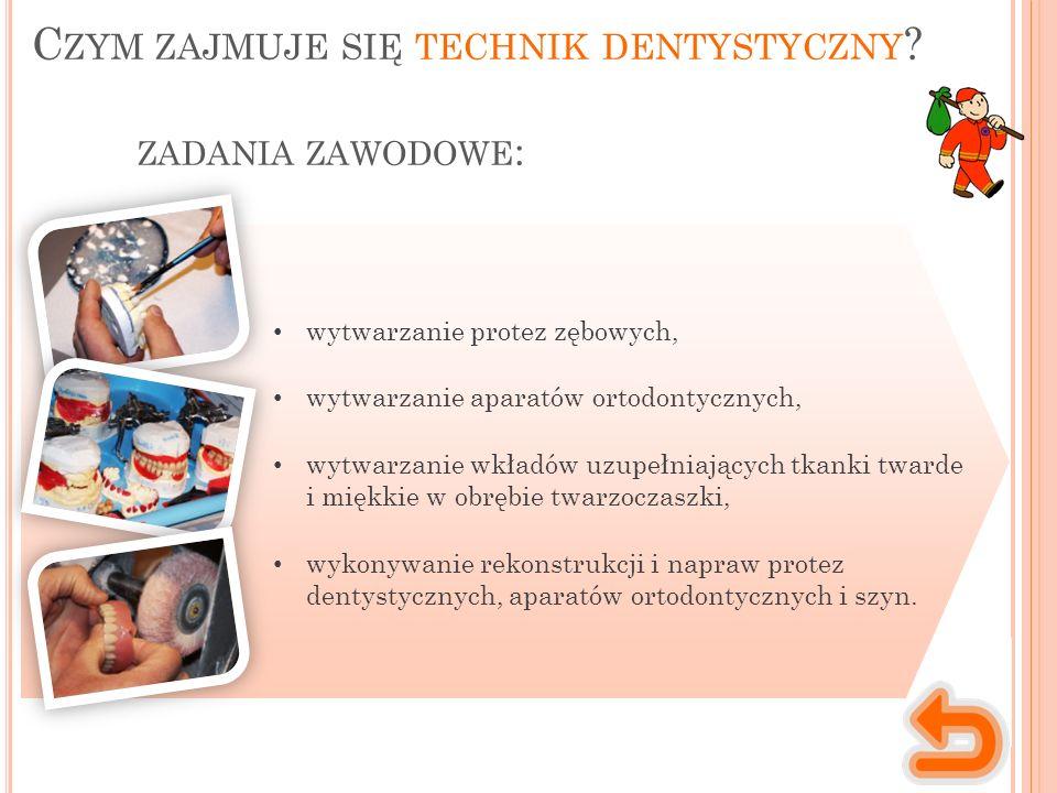 M ASZYNY, NARZĘDZIA, MATERIAŁY wykorzystywana jest do topienia stopów dentystycznych.