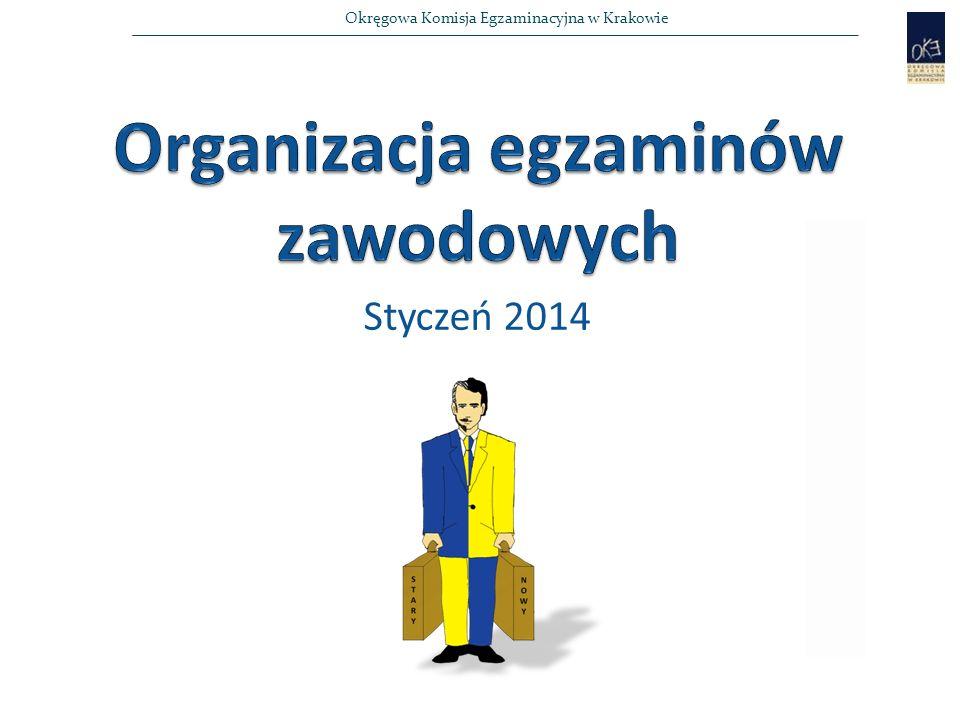 Okręgowa Komisja Egzaminacyjna w Krakowie Powoływanie ZNEP Ostateczny termin - 13 grudnia 2013 r.