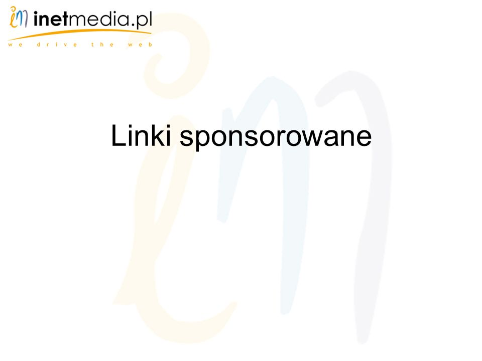 Linki sponsorowane