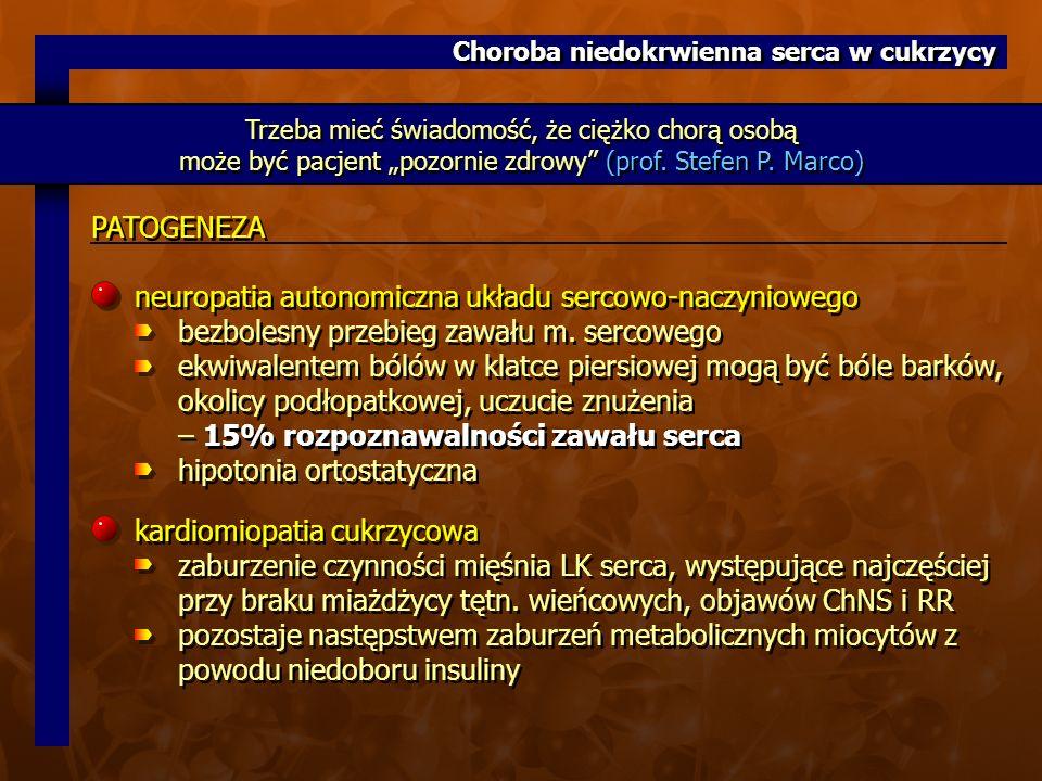 18.(8 z CD A)18. (8 z CD A) Kryteria rozpoczęcia leczenia insuliną w T2DM.