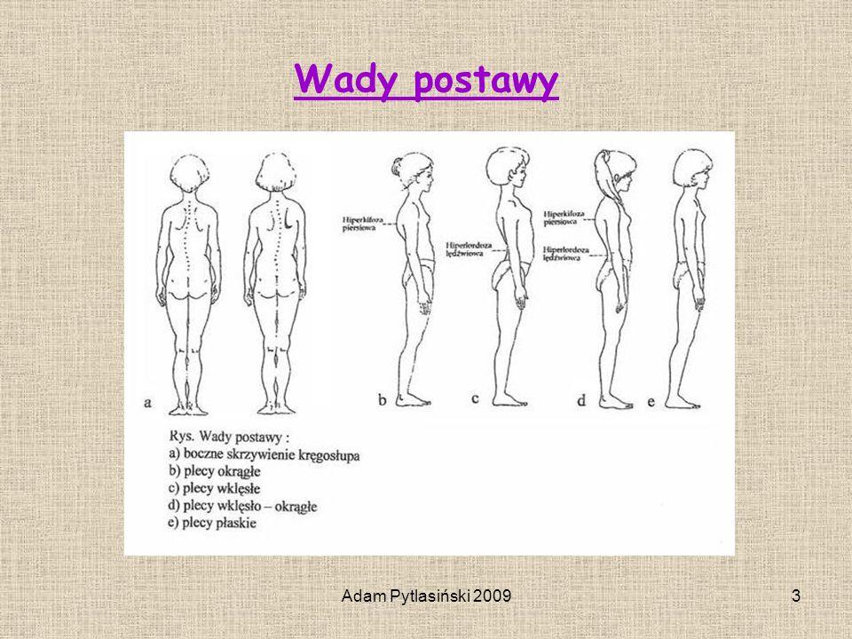 Adam Pytlasiński 200914 Boczne skrzywienie kręgosłupa