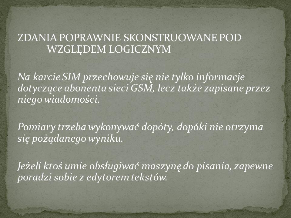 W języku polskim kolejność wyrazów w zdaniu jest swobodna, aczkolwiek istnieją pewne ograniczenia: najpierw podmiot ze swoimi kreśleniami, a później orzeczenie ze swoimi określeniami.