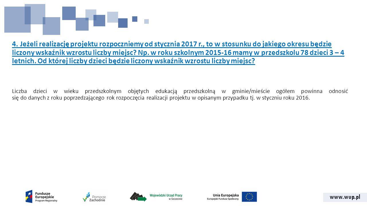 www.wup.pl 14.Czy dotacja może stanowić wkład własny w projekcie.
