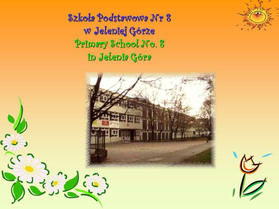 Szkoła Podstawowa Nr 8 w Jeleniej Górze Primary School No. 8 in Jelenia Góra