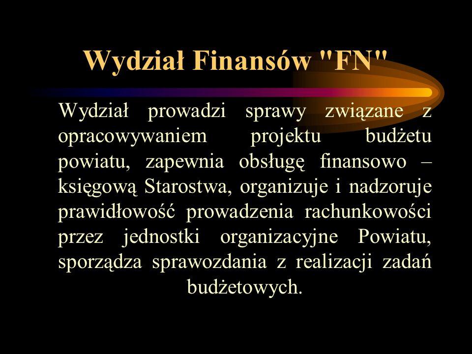 Wydział Finansów