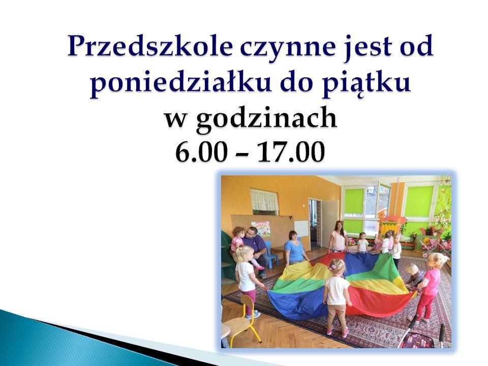  Wnioski o przyjęcie do przedszkola składa się do dyrektora przedszkola (lub osoby wyznaczonej przez dyrektora) w terminie od 2 do 16 marca do godz.