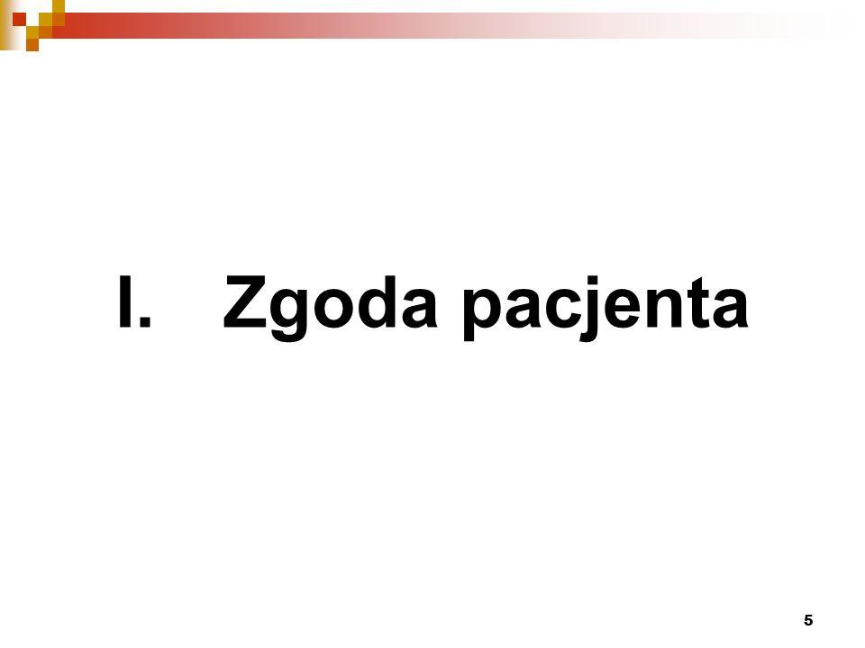 I.Zgoda pacjenta 5
