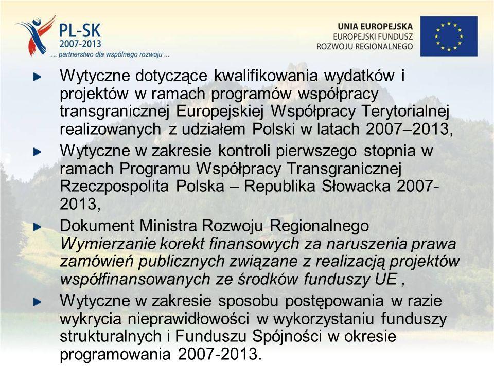 Przyporządkowanie wydatków do właściwych kategorii i podkategorii budżetowych i działań (pkt.