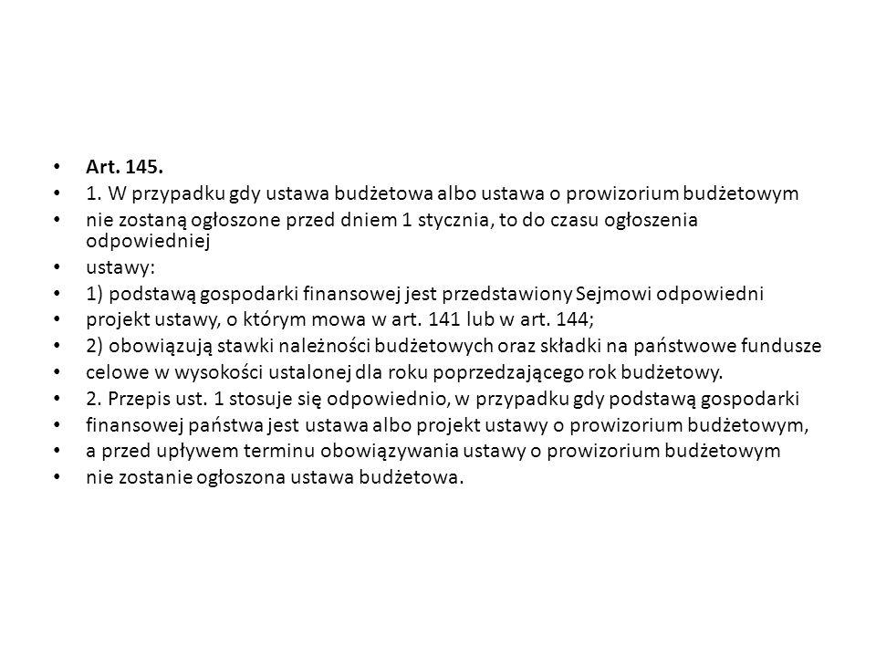 Art. 145. 1.