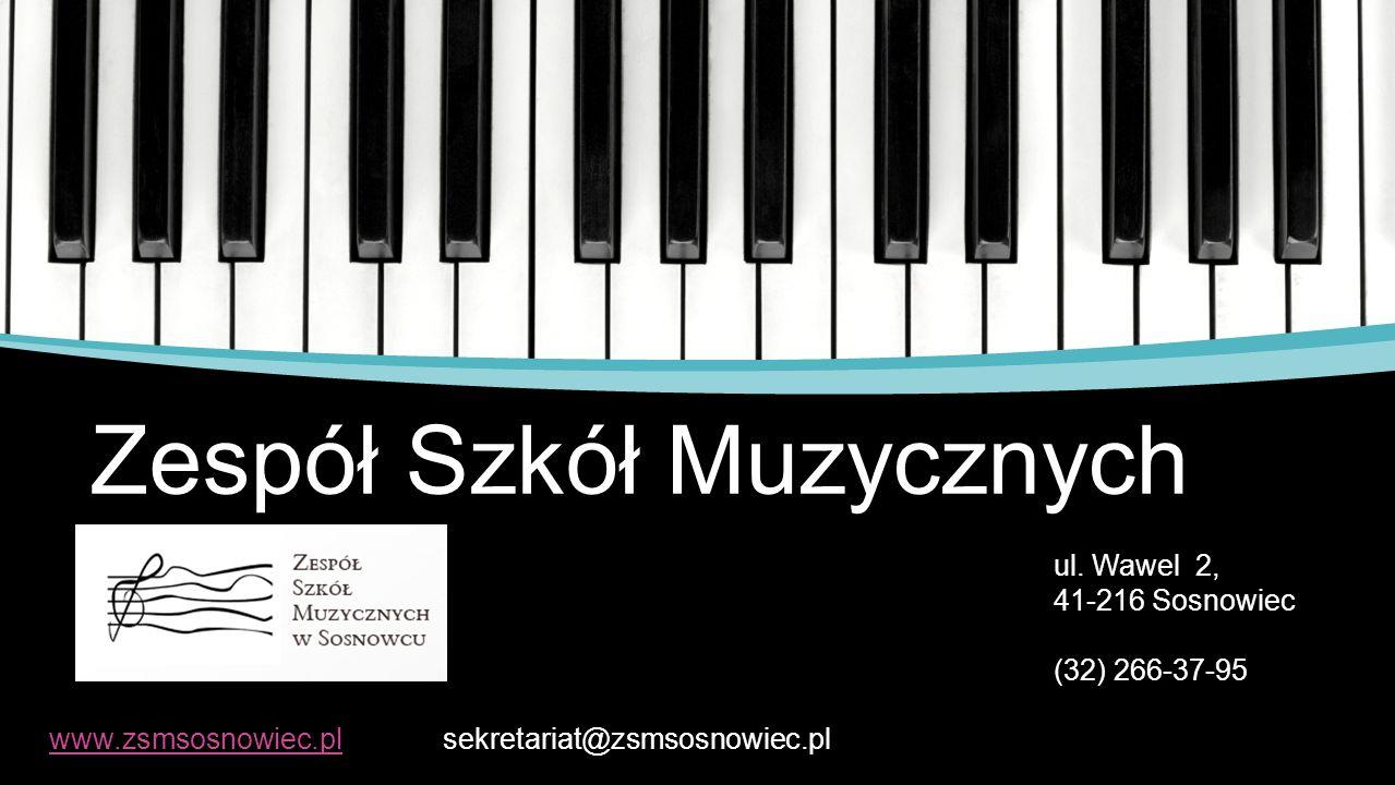 SZKOŁA MUZYCZNA II STOPNIA WYDZIAŁ WOKALNY Wydział Wokalny powstał w 2008 roku jako kontynuacja wspaniałych tradycji śpiewu operowego, zapoczątkowanego w Sosnowcu przed laty, przez słynnych na całym świecie tenorów, braci Jana i Władysława Kiepurów.