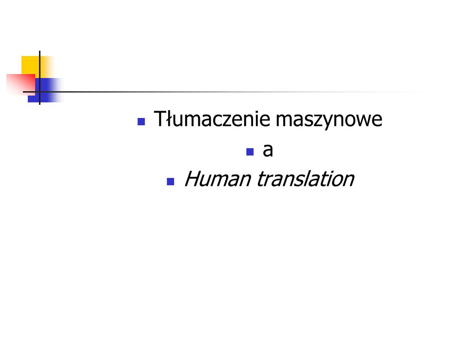 Definicja tłumaczenia zdaniem fachowców O.