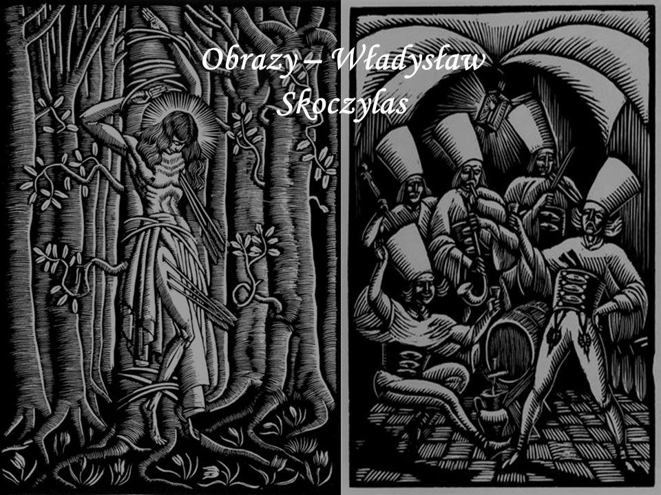 Obrazy – Władysław Skoczylas
