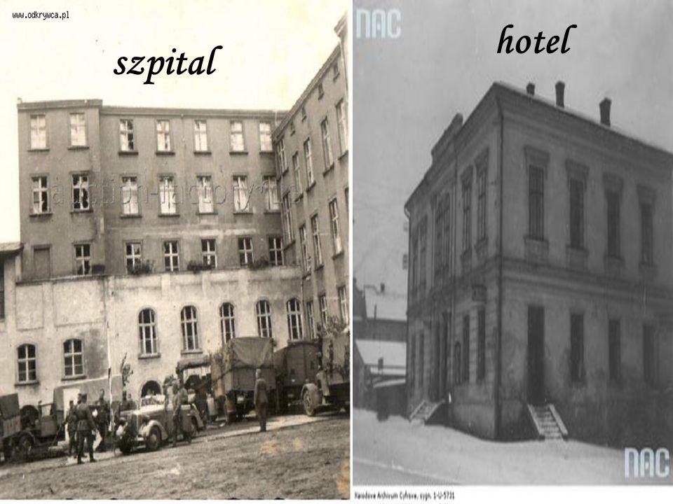 szpital hotel