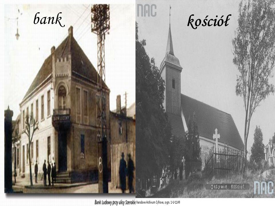 bank kościół