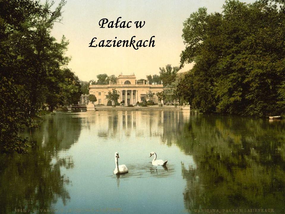 Pałac w Łazienkach