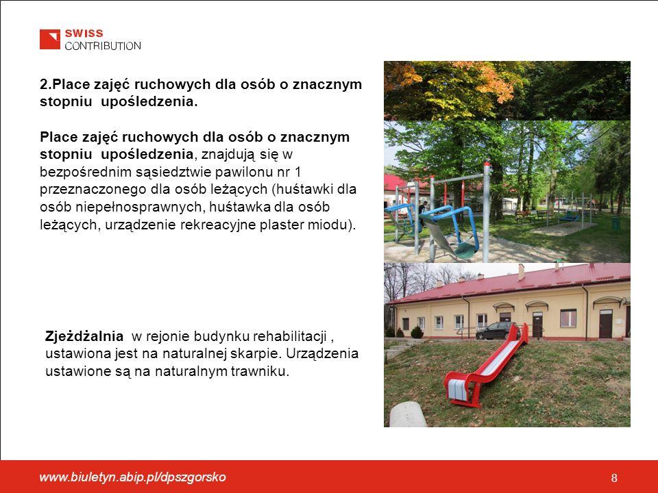 www.biuletyn.abip.pl/dpszgorsko 19 Wojewódzka Olimpiada Lekkoatletyczna Osób Niepełnosprawnych.