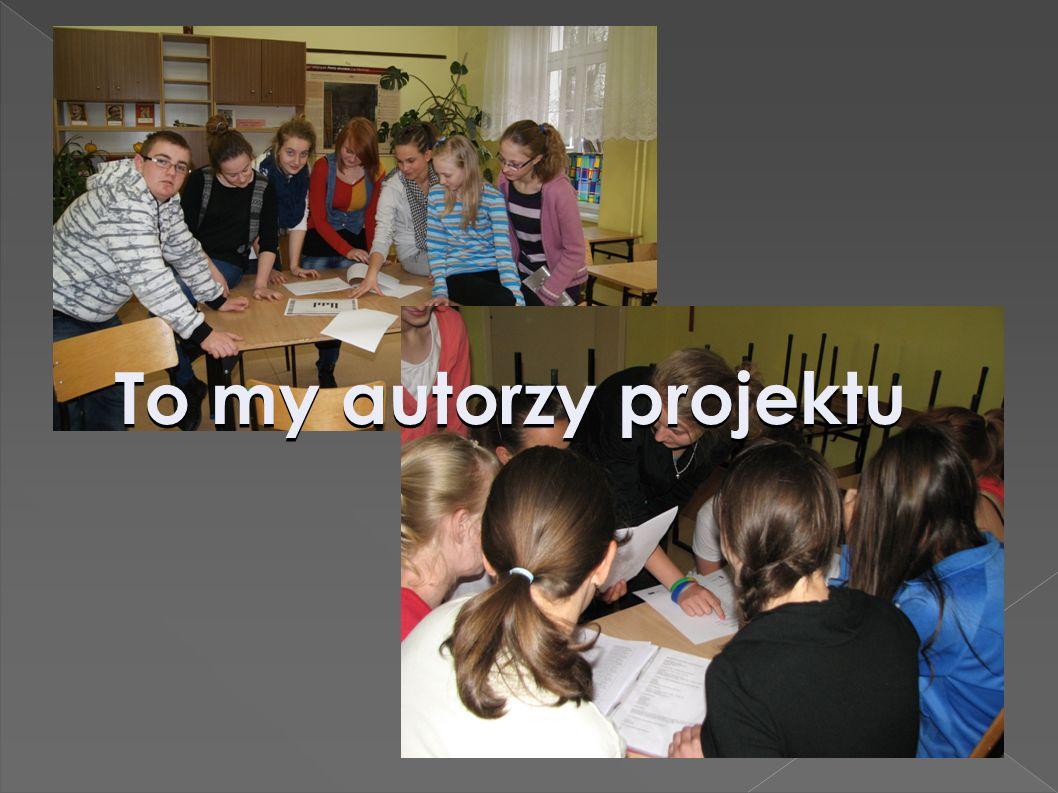Główny cel naszego projektu to pomoc w odnalezieniu i określeniu pasji i zainteresowań uczniów