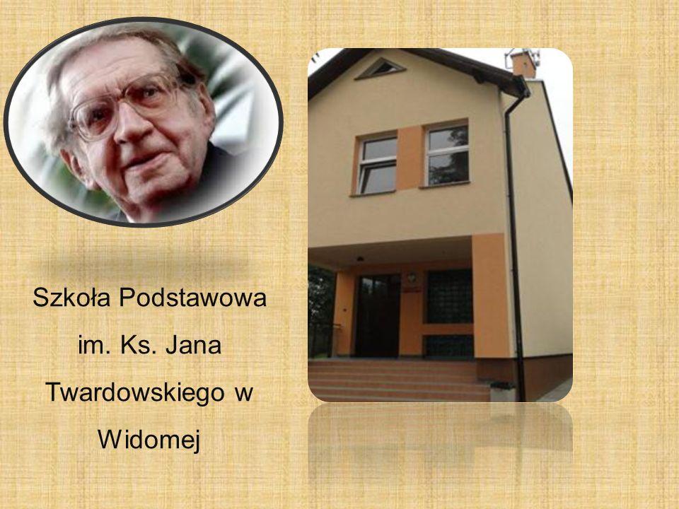 Szkoła Podstawowa im. Ks. Jana Twardowskiego w Widomej