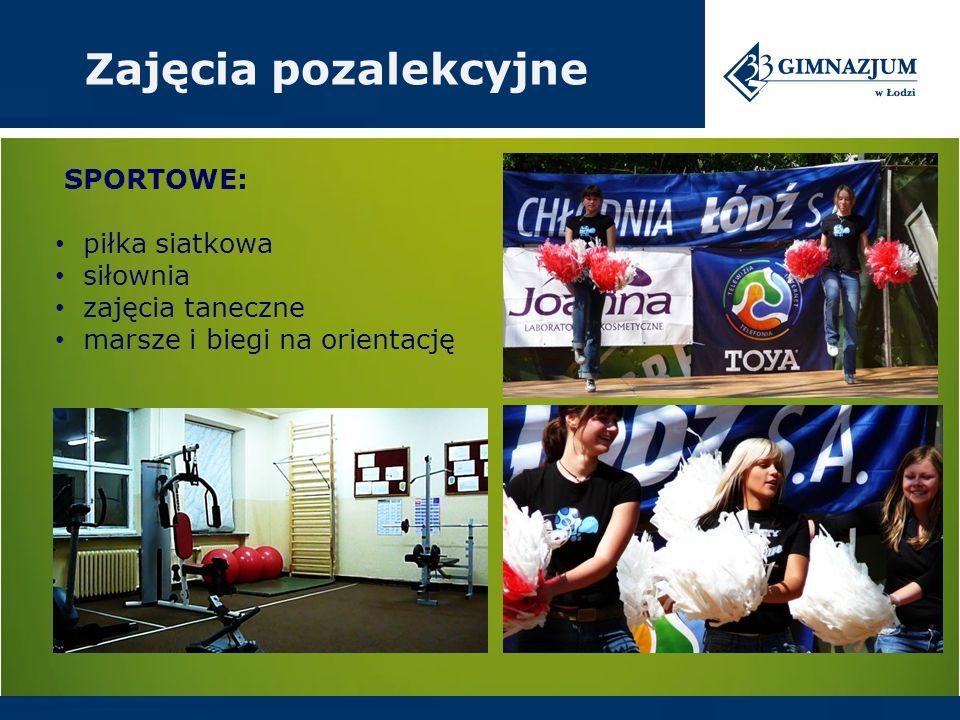 ECORYS W latach 2011- 2013 w naszej szkole realizujemy projekt pod hasłem: Rozwój zainteresowań uczniów gimnazjum drogą do kariery .