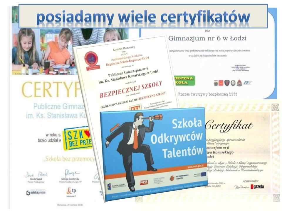 uczymy się inter@ktywnie.aktualnie nasza szkoła posiada 6 stacjonarnych tablic multimedialnych.