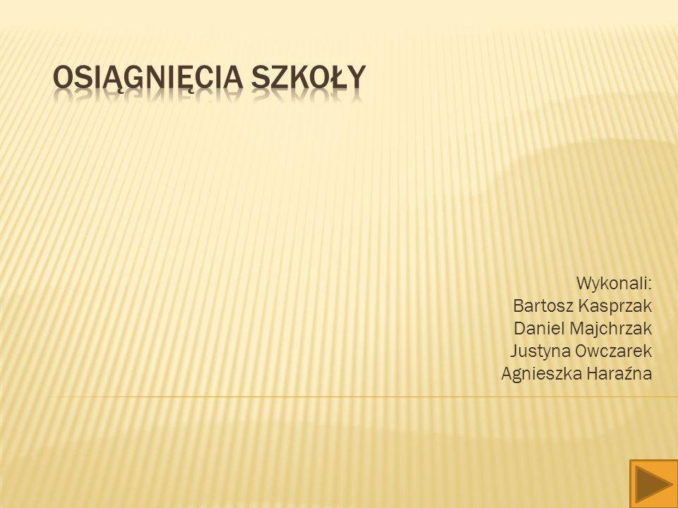 Uczniowie Zespołu Szkół w Marchwaczu odnoszą wiele sukcesów w różnych konkursach i zawodach na szczeblu gminnym i powiatowym.
