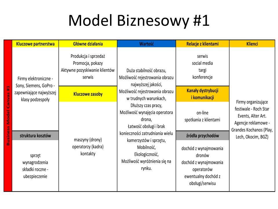 Model Biznesowy #1