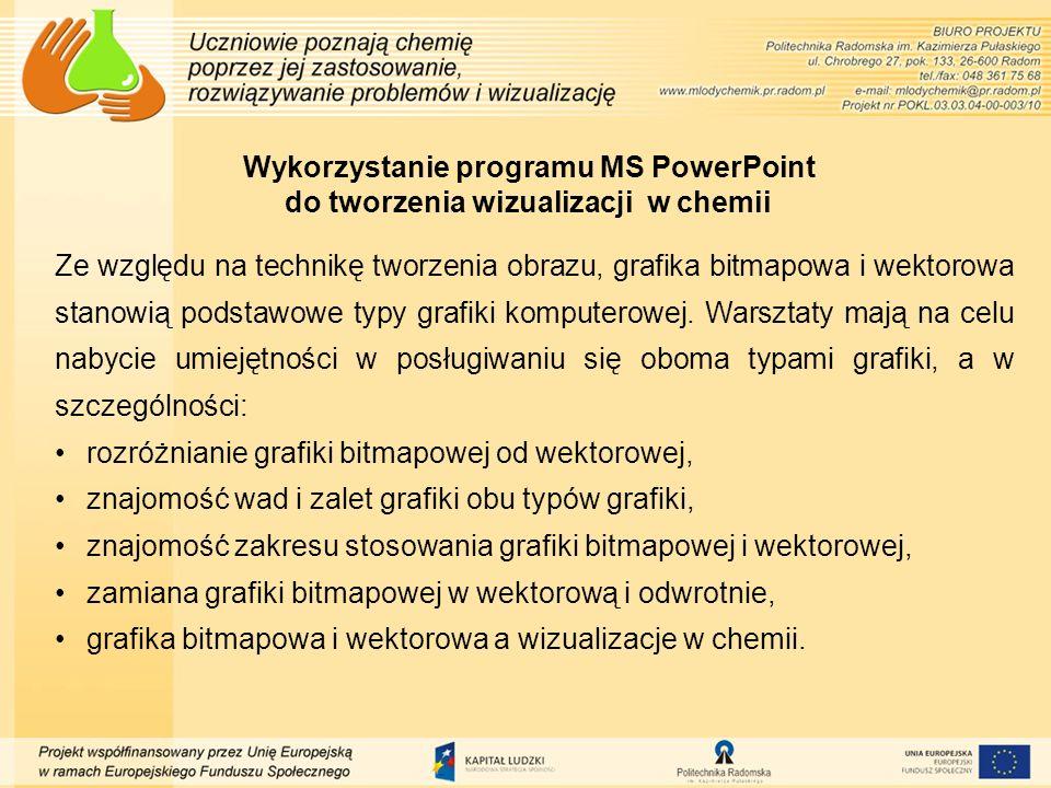 Teksty chemiczne są tekstami specyficznymi, charakteryzującymi się występowaniem znaków specjalnych, symboli graficznych, indeksów dolnych i/lub górnych, znaków alfabetu greckiego itp.