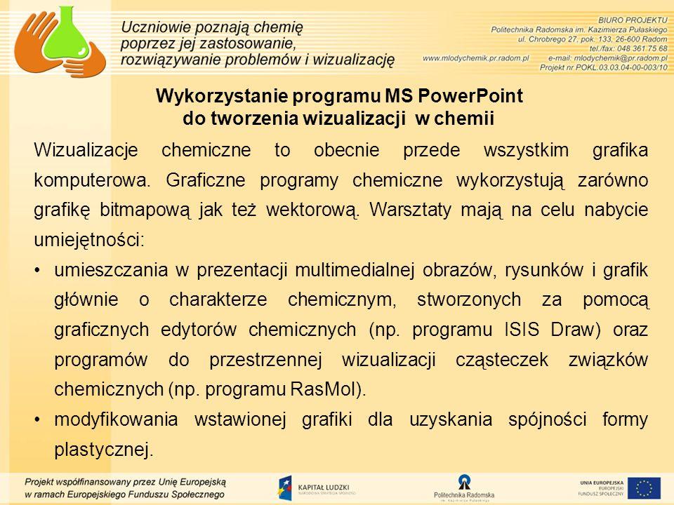 Korzystanie ze stron internetowych jako przewodników online lub offline Platforma www.mlodychemik.pr.radom.pl powstała z myślą o uczniach i nauczycielach chemii szkół ponadgimnazjalnych.
