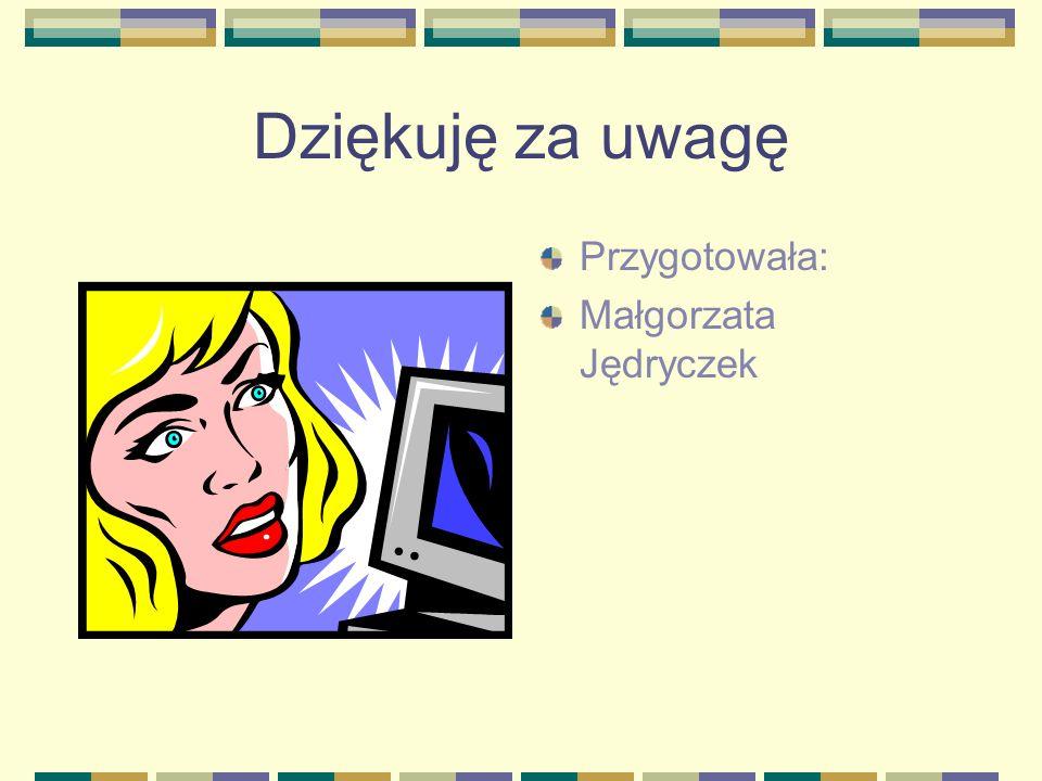 Przykładowe ćw. interaktywne
