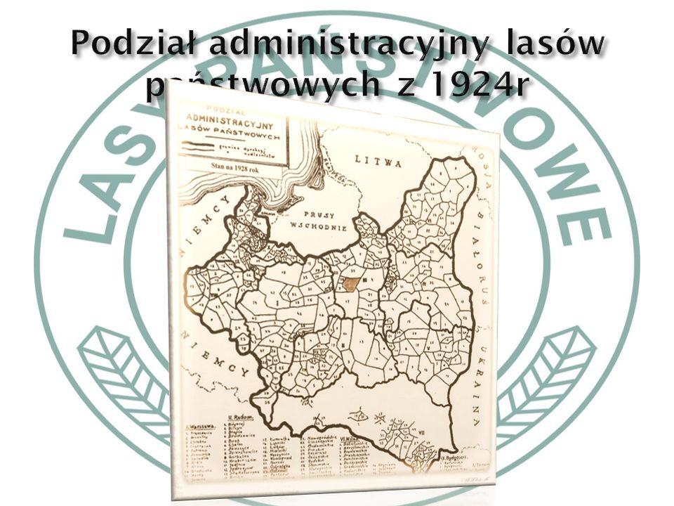 Pracownicy Nadleśnictwa Leszczyd ó ł 1961 rok.