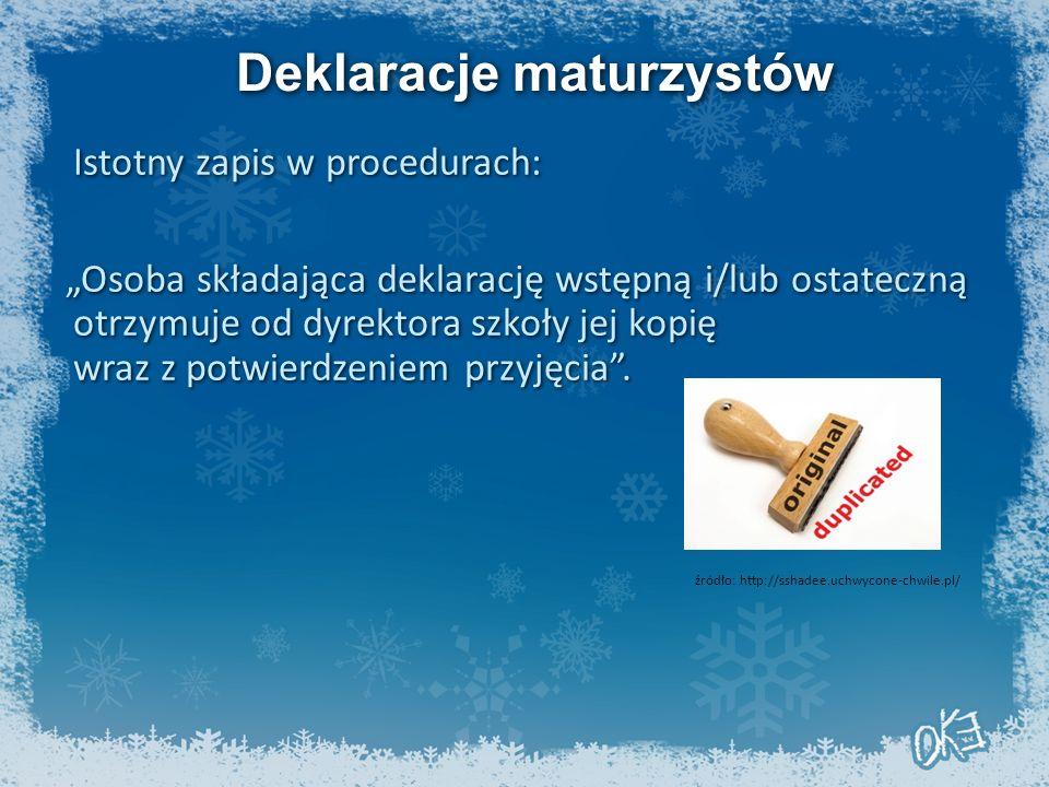 Przekazanie zadań do szkół 5 maja wraz z materiałami na egzamin pisemny z matematyki szkoły otrzymają dwie płyty CD z zadaniami na część ustną egzaminu z języka polskiego.