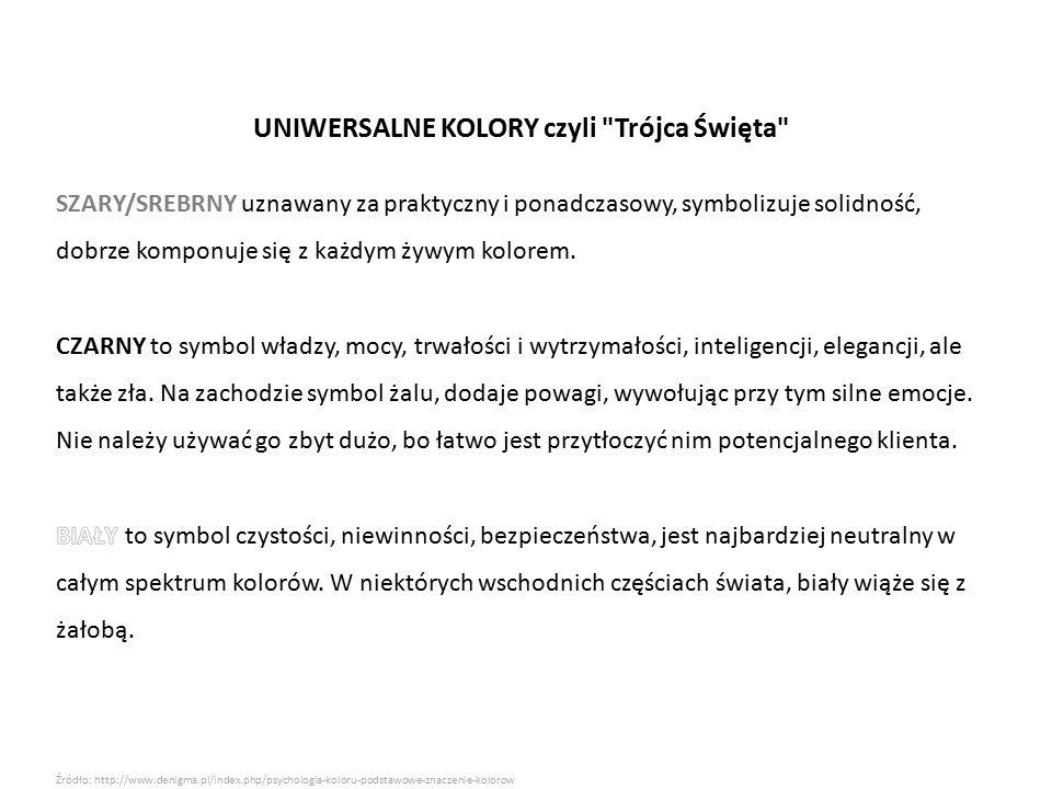 Źródło: http://www.denigma.pl/index.php/psychologia-koloru-podstawowe-znaczenie-kolorow