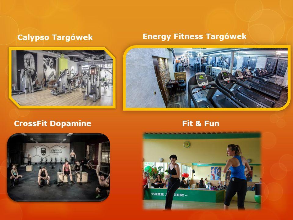 Calypso Targówek CrossFit Dopamine Energy Fitness Targówek Fit & Fun
