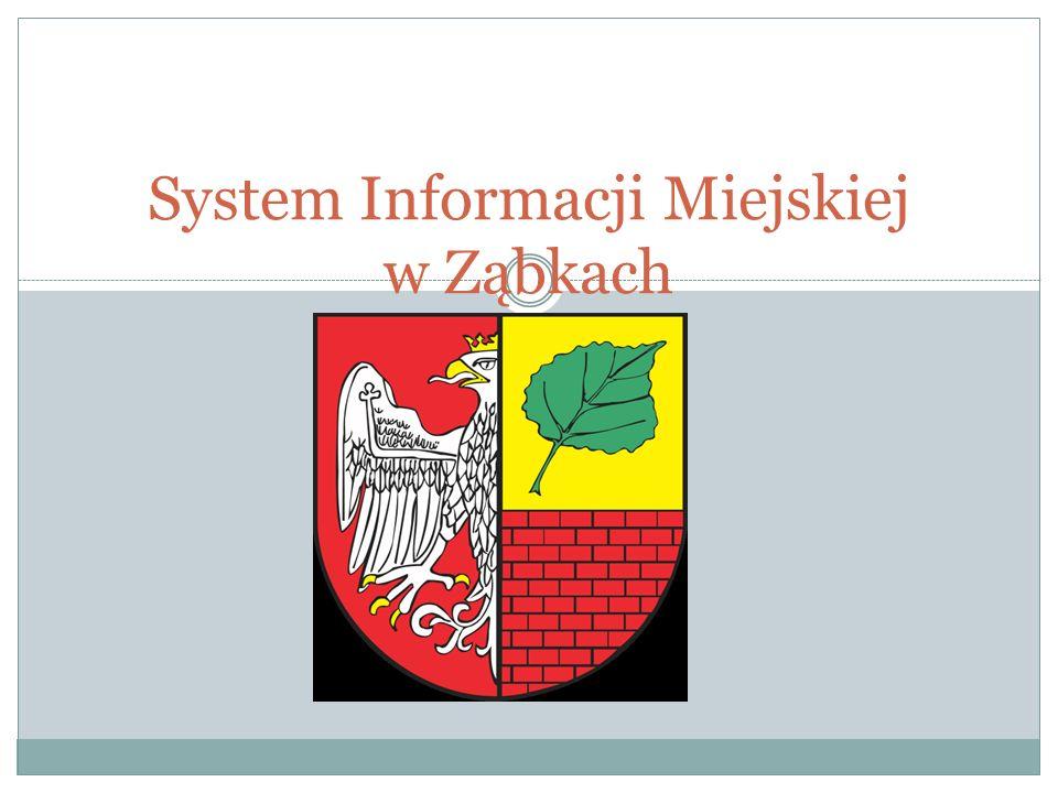 System Informacji Miejskiej w Ząbkach